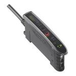 Banner Plastic Fibre Optic Sensor, NPN, PNP Output, IP50, 10 → 30 V dc