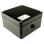 Rose Junction Box, IP66, ATEX, 160mm x 160mm x 90mm