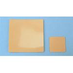 Thermal Interface Pad, Acrylic, 0.6W/m·K, 40.64 x 40.64mm 0.127mm, Self-Adhesive