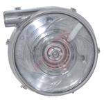 "Ametek Centrifugal Fan 127 x 127 x 71.6mm, 56.07m³/h, 12 V dc DC (Minijammer 5.0"" Series)"