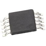 Analog Devices, DAC Quad 8 bit-, 167ksps, ±1%FSR Serial (I2C), 10-Pin MSOP