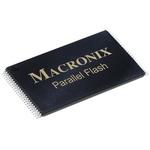 Macronix NAND 1Gbit Parallel Flash Memory 48-Pin TSOP, MX30UF1G18AC-TI