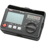 RS PRO Digital RCD Tester, RCD Test Type AC, RCD Test Current 10mA RS Calibration