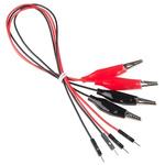 Black, Red, Male - 300mm Length