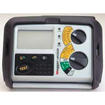 Megger LRCD220 Loop Impedance & RCD Combined Tester, Loop Impedance Test Type 2 Wire 500V, RCD Test Type AC Selective,