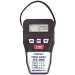 Mecmesin CFG+500 Force Gauge 500Hz RS232, Range: 500N, Resolution: 0.5 N