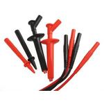 Staubli Test Lead Kit With Jaw Grip x 2, Probe x 2, Test Lead x 2