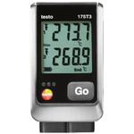 Testo testo 175 T3 Data Logger for Temperature Measurement, RS Calibration