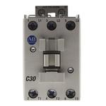 Allen Bradley 100 Series 100C 3 Pole Contactor - 30 A, 24 V ac Coil, 3NO, 15 kW
