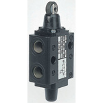 Norgren Roller 3/2 Pneumatic Manual Control Valve 03 Series