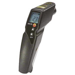 testo 830-T2 Infrared Thermometer, Max Temperature +400°C, Centigrade With RS Calibration