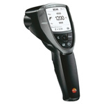 835-T2 Infrared Thermometer, Max Temperature +1500°C, ±1 %, ±2.0 °C, Centigrade With RS Calibration