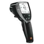 Testo 835-H1 Infrared Thermometer, Max Temperature +600°C, ±1 °C, ±1.5 °C, ±2.5 °C, Centigrade
