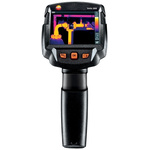 Testo 868 Thermal Imaging Camera, 0 → +650 °C, -30 → +100 °C, 160 x 120pixel With RS Calibration