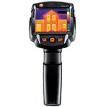 Testo 872 Thermal Imaging Camera, 0 → +650 °C, -30 → +100 °C, 320 x 240pixel With RS Calibration