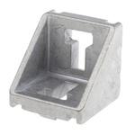 Bosch Rexroth Strut Profile Gusset, strut profile 40 mm, 45 mm, 50 mm, 60 mm, Groove Size 10mm
