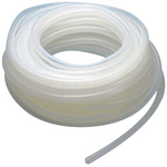 Saint Gobain Fluid Transfer Versilic® Silicone Flexible Tubing, Translucent, 4mm External Diameter, 50m Long,