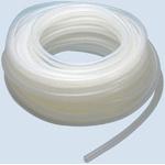 Saint Gobain Fluid Transfer Versilic® Silicone Flexible Tubing, Translucent, 5mm External Diameter, 50m Long,