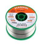 Stannol 1mm Wire Lead Free Solder, +227°C Melting Point