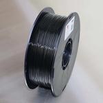 3D Printz 1.75mm Black PLA 3D Printer Filament, 3kg