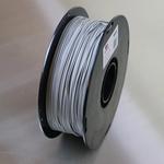 3D Printz 1.75mm Grey PLA 3D Printer Filament, 1kg
