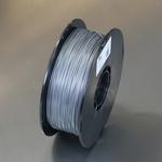 3D Printz 1.75mm Silver 3D Printer Filament, 1kg