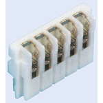 JST 6-Way IDC Connector Socket for Cable Mount, 1-Row