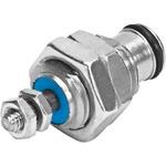 Festo Single Action Pneumatic Pin Cylinder, EGZ-6-5