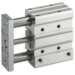EMERSON – AVENTICS Pneumatic Guided Cylinder 25mm Bore, 20mm Stroke, GPC-BV Series, Double Acting
