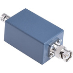 RS PRO BNC Male to Female Test Box, 2 Connectors, Blue
