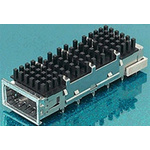 Molex XFP Cage Assembly with Heatsink, 74736-0221