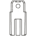 Harting 09 02 Series Code Pin for use with DIN 41612 Connector