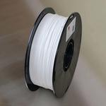3D Printz 1.75mm White PLA 3D Printer Filament, 3kg