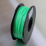 3D Printz 1.75mm Green PLA 3D Printer Filament, 1kg