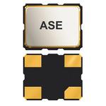 Abracon, 24.576MHz XO Oscillator, ±50ppm CMOS, 4-Pin SMD ASE-24.576MHZ-LC-T