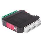 WJ Furse ESP Q Series 18.8 V Maximum Voltage Rating 5 kA, 20 kA Maximum Surge Current 8 wire 15V Surge Protector, DIN