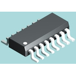 BI Technologies Isolated SMT Resistor Network 100Ω ±2% 8 Resistors, 1.28W Total, DIP, 628A, Standard SMT