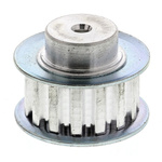 RS PRO Timing Belt Pulley, Aluminium 14.3mm Belt Width x 5.08mm Pitch, 15 Tooth