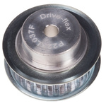RS PRO Timing Belt Pulley, Aluminium 14.3mm Belt Width x 5.08mm Pitch, 22 Tooth