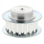 RS PRO Timing Belt Pulley, Aluminium 14.3mm Belt Width x 5.08mm Pitch, 18 Tooth