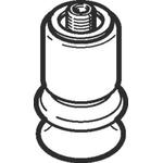 Festo 10mm Bellows PUR Suction Cup ESS-10-BU