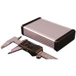 Hammond 1455 Aluminium Enclosure, 120 x 81.13 x 30.13mm