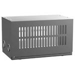 Hammond 1416 Grey Steel Metal Case, 508 x 254 x 254mm
