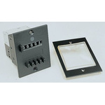 Front Panel with Transparent Protection Cover Baumer Z100.02A for use with FS304 Type Socket Box