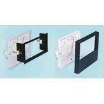 Bezel for front panel mount,124x93mm
