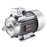 Siemens 1LE1 Reversible Induction AC Motor, 2.2 kW, IE2, 3 Phase, 4 Pole, 230 V, 400 V, Foot Mounting
