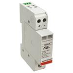 Bourns, 1320 65 V dc Maximum Voltage Rating 30kA Maximum Surge Current 2 Pole Protector, DIN Rail