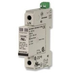 Bourns 1210 Series 150 V Maximum Voltage Rating 100kA Maximum Surge Current 2 Pole Protector, DIN Rail Mounting