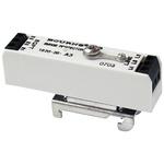 Bourns 1800 Series 28 V Maximum Voltage Rating 10kA Maximum Surge Current Signal & Data Line Protector, DIN Rail