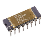 AD524BD Analog Devices, Instrumentation Amplifier, 0.1mV Offset 25MHz, 16-Pin SBDIP